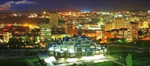 Férias no Kosovo