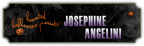 Haunted Halloween with Josephine Angelini and a giveaway!