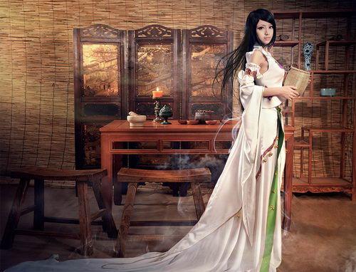 Bộ ảnh cosplay Đấu Phá Thương Khung tuyệt đẹp - Ảnh 12
