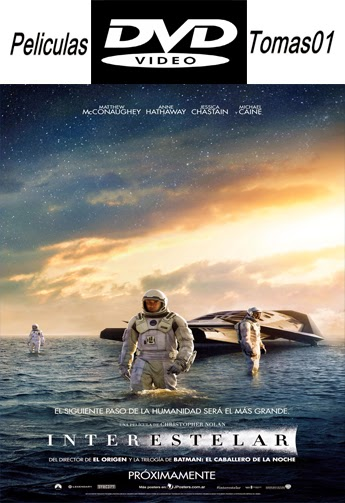 Interestelar (Interstellar) (2014) DVDRip