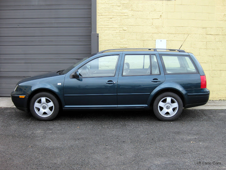 FS: 2002 Jetta Wagon TDI GLS, 5-speed manual, heated leather - TDIClub Forums