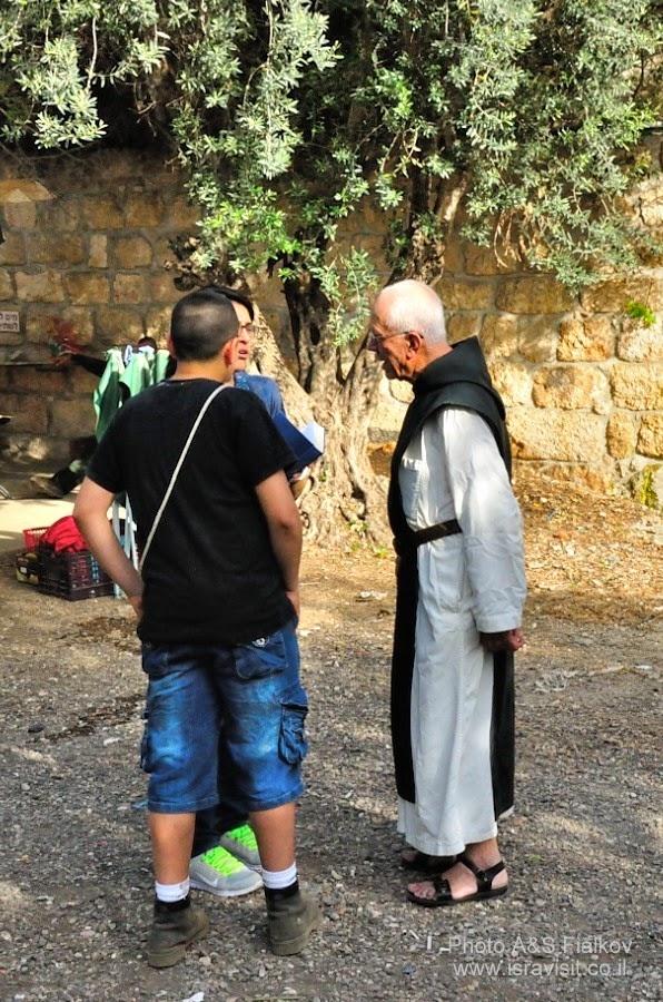 Монастырь Латрун. Экскурсия Монастыри в Иудейских горах, гид Светлана Фиалкова.