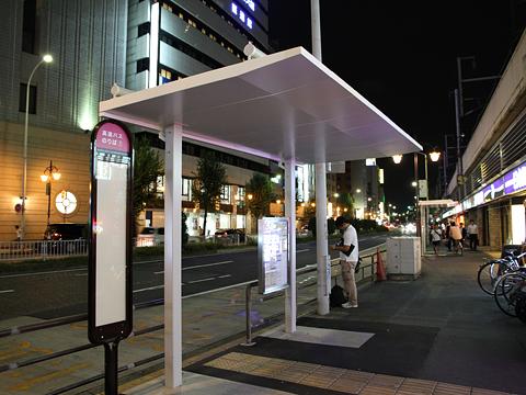 社団法人設置 名古屋駅西口高速バス乗り場 その1