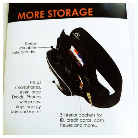 Armpocket Aero i10