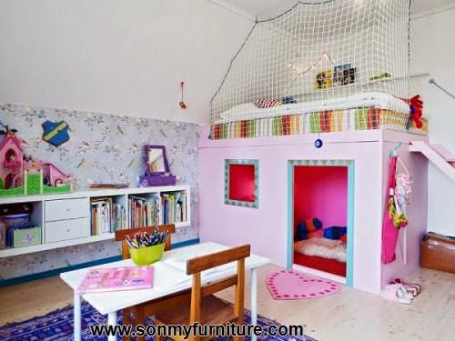 Ý tưởng thiết kế nội thất Bắc Âu cho nhà đẹp-5