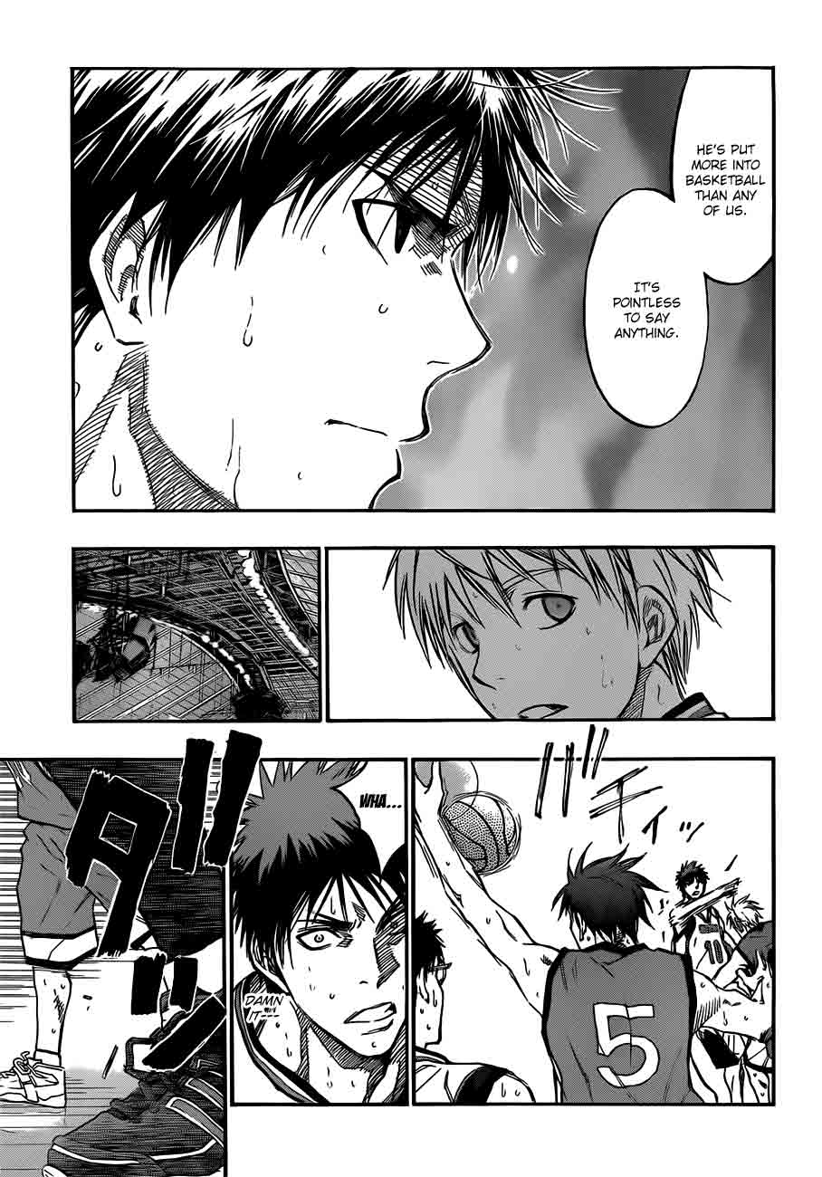 Kuroko no Basket Manga Chapter 188 - Image 15