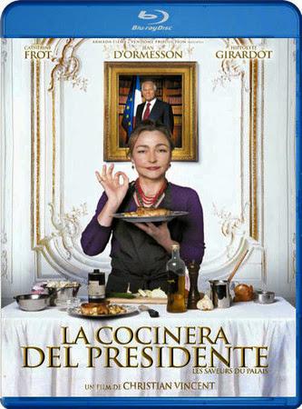 La cocinera del presidente [BDRip 1080p][Dual AC3][Subs][Comedia][2012]
