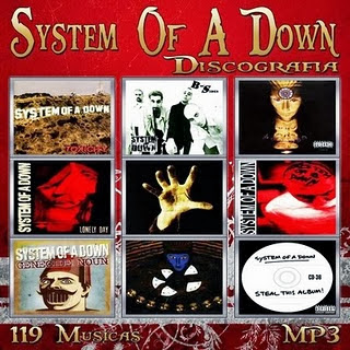 System Of A Down Discografia