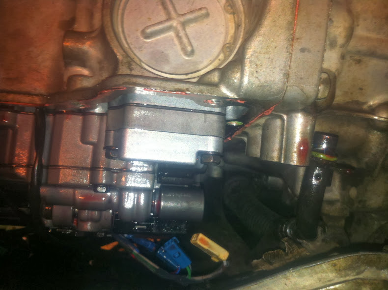 Auto Tranny Valve Body replacement (06SR) - new parts required?