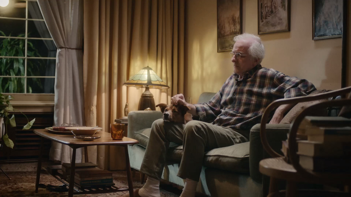"""A Man and His Dog"" — Whitehouse Post Touches Hearts in Moving New PSA for Organ Donation"