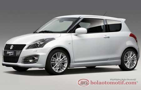 All New Suzuki Swift 2013
