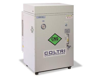 AEROTECNICA COLTRI - kompresor MCH5 (CNG, gaz ziemny, metan, biogaz)