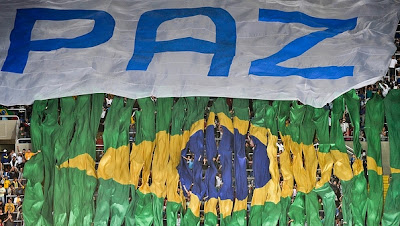 Brazil doubles down on security for papal visit