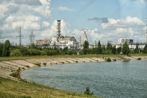 4. reaktor, pogled iz autobusa