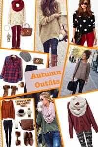 Casual Autumn Outfits 2013