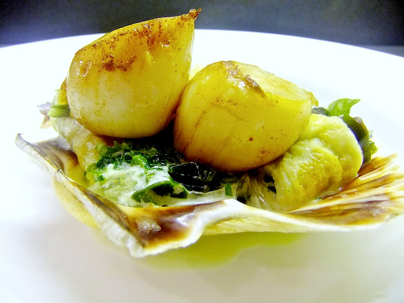 scallops in a name this dish mark 39 s daily apple forum. Black Bedroom Furniture Sets. Home Design Ideas