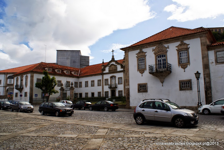 Edifício do antigo Seminário