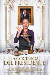 La cocinera del presidente Online