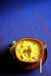 Funda – Steamed egg korma