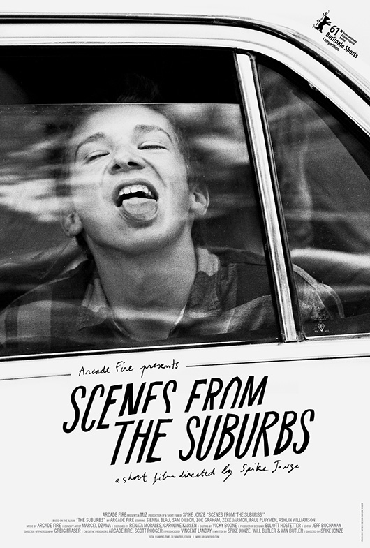 "Assista a ""Scenes From The Suburbs"",  curta metragem do Arcade Fire"