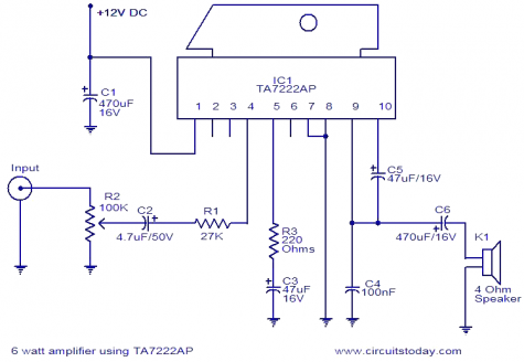 how to make mp player at home how to make mp player at home, circuit diagram
