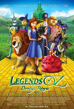 Huyền Thoại Xứ Oz – Dorothy Trở Lại