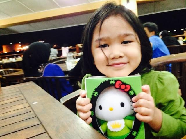 Medan Ikan Bakar PD, Hello Kitty McD