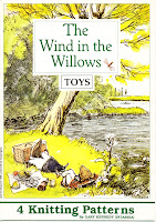 WIND IN THE WILLOWS: 4 TOYS