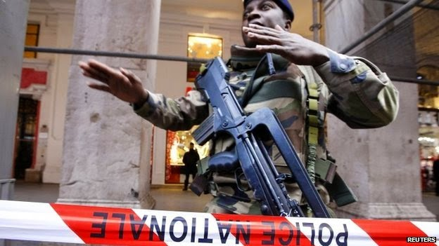 Lone wolf attack strikes terror again in France