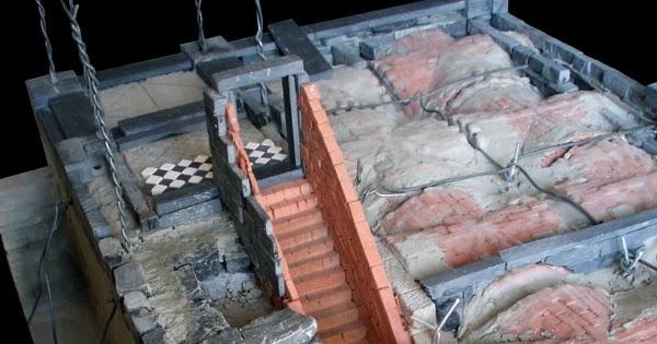 Domus project costruzione 49 chiusura del vano scala - Chiusura vano scala interno ...