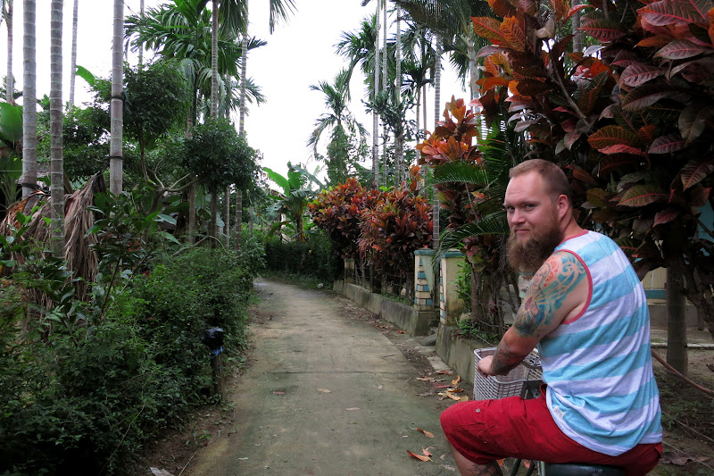 Hoi An residential alley