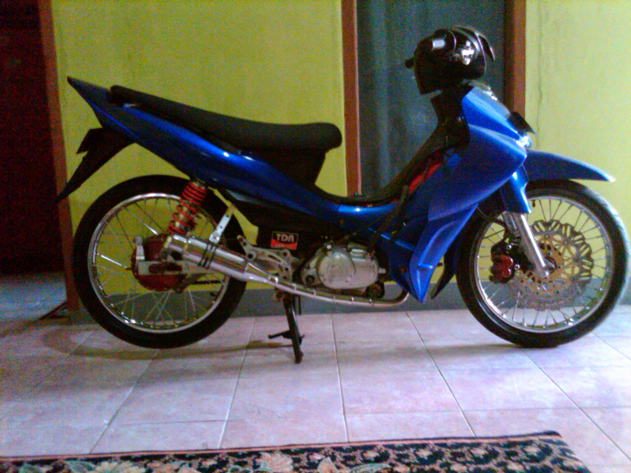 Modif Racing Yamaha Jupiter Z