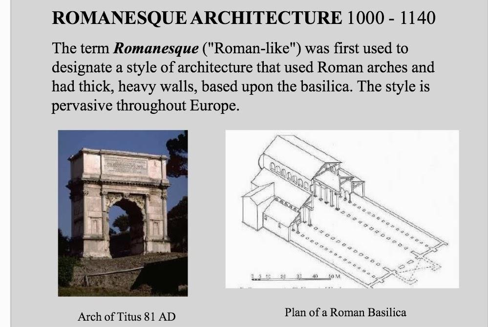 Romanesque Architecture And Sculpture