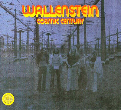 Wallenstein ~ 1973 ~ Cosmic Century