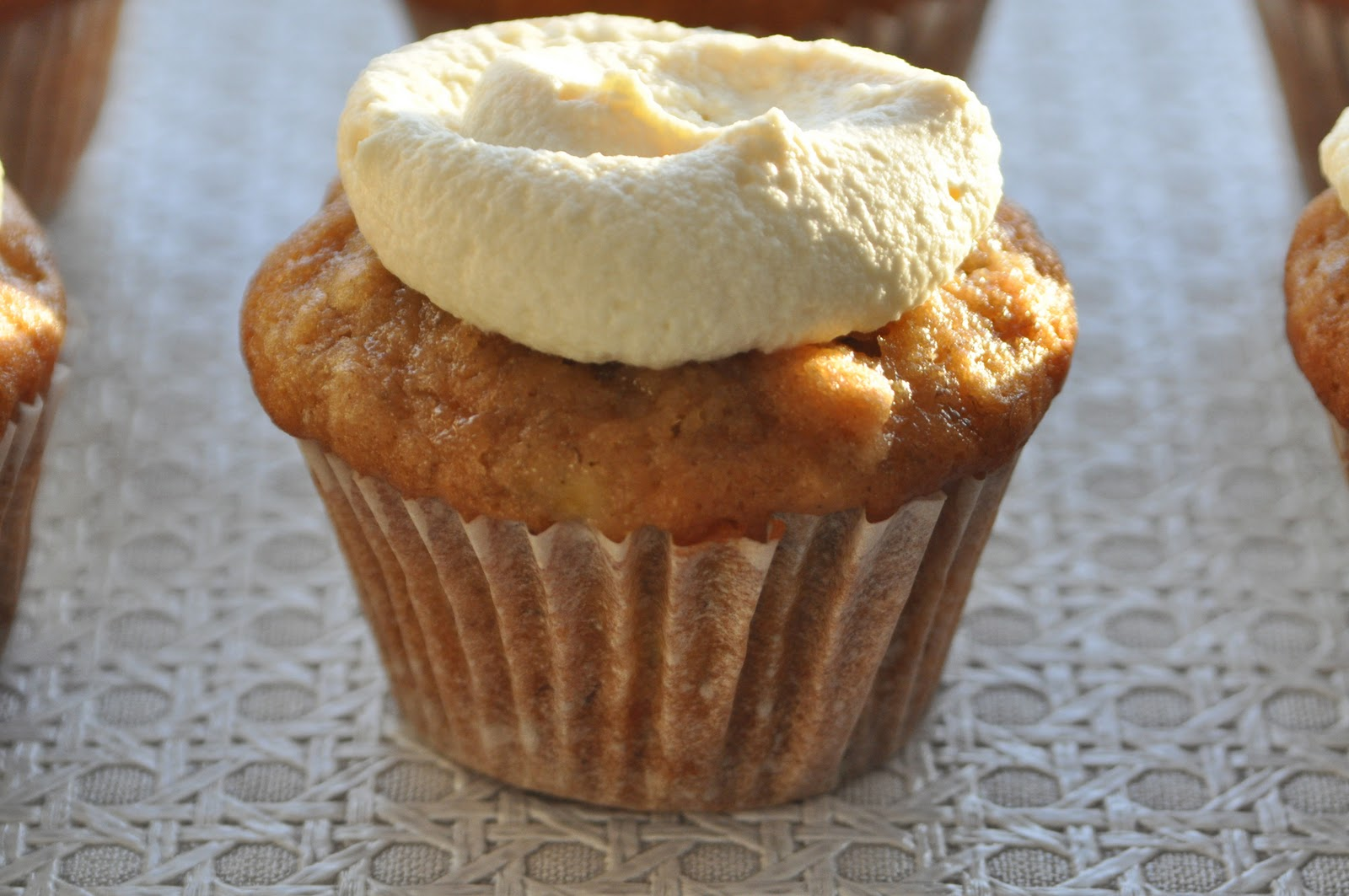 Banana Cream Cheese Muffins Recipes — Dishmaps