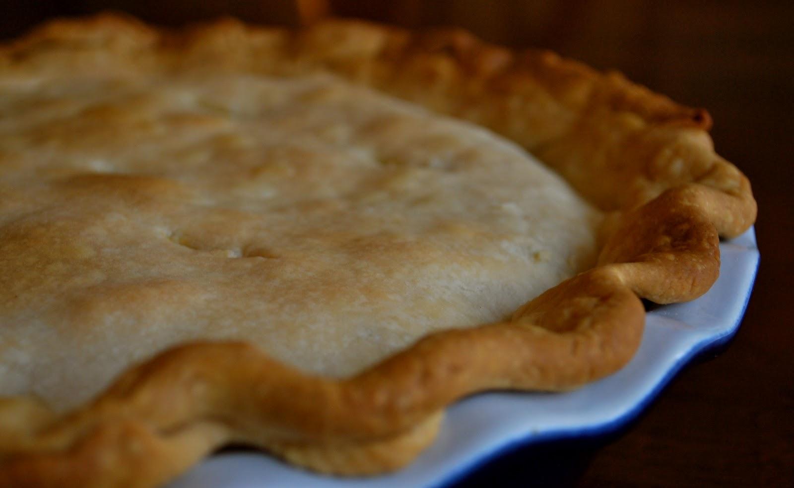 Classic Chicken Pot Pie - Amanda Jane Brown
