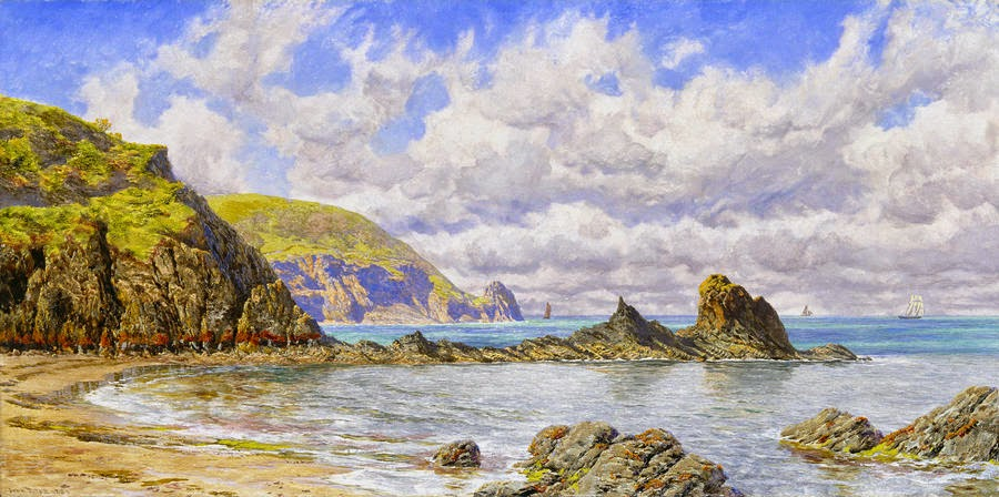John Edward Brett - Forest Cove