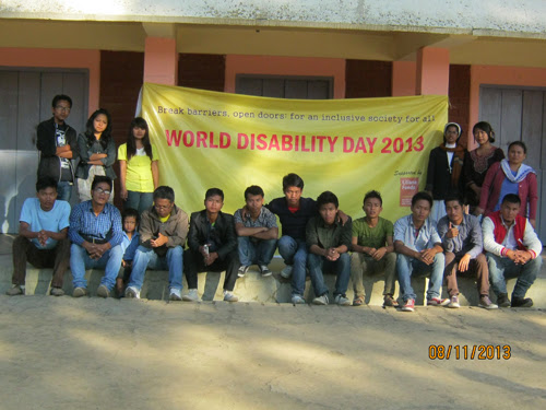 World Disable Day a ding Role Play zohsiang hita
