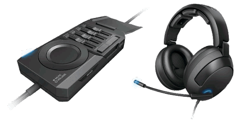 Cuffie multicanale microfonate con equalizzatore: da gioco e da lavoro