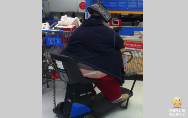 Obese Women In Thong I'm just sayin.