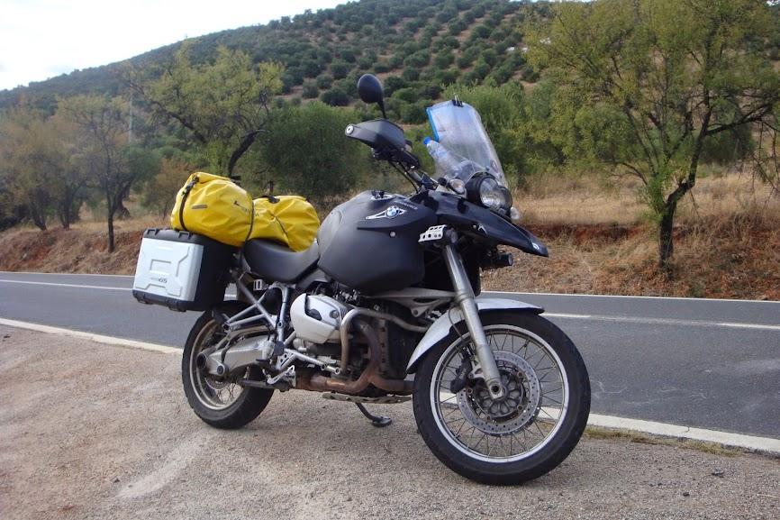 De Alcobaça ao ALLgarve são 590 Kms... DSC07493