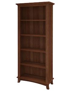 Rochester Bookshelf