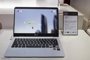 Ultrabook LG 13Z940, nhẹ hơn 1kg, mỏng và đẹp