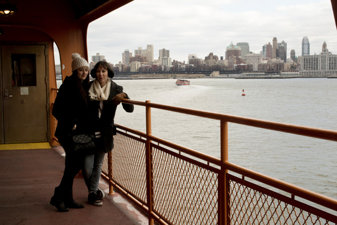 New York, Staten Island Ferry, Manhattan, NY, NYC, UNited States, Ferry, Staten Island