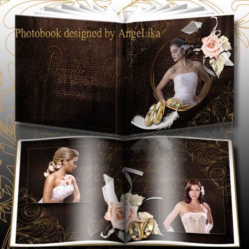 Wedding Photobook - My Love