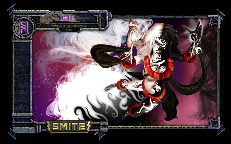 Chiêm ngưỡng tạo hình tướng trong MOBA SMITE - Ảnh 12