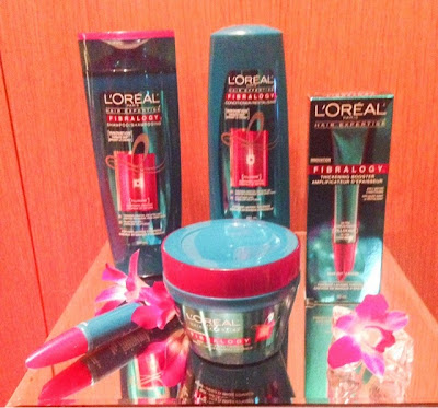 LOREAL HAIR EXPERTISE FIBRALOGY