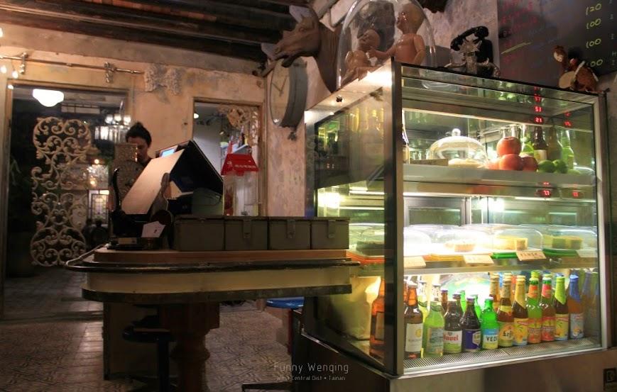 台南中西區咖啡館,文青好好笑-3