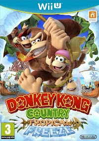 Jaquette du jeu Donkey Kong Country: Tropical Freeze