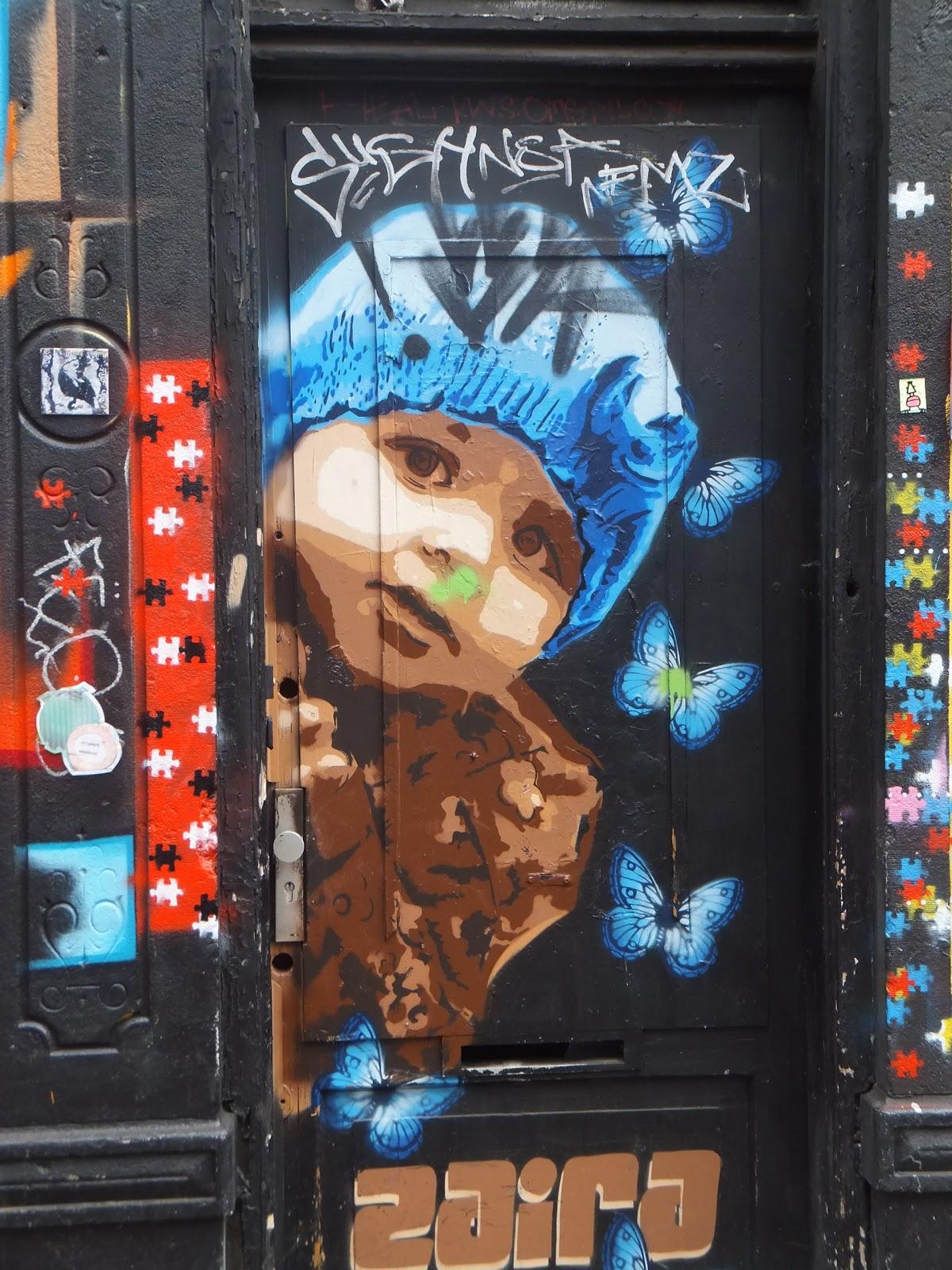 Viaje a Amsterdam, Holanda, Países Bajos, Elisa N, Blog de Viajes, Lifestyle, Travel, Street Art
